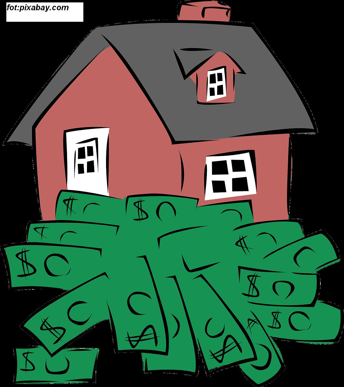 dom kredyty